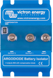 Argo Diode Battery Isolators - diodipohjaiset akkueristimet
