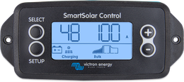 SmartSolar Control Display -näyttö
