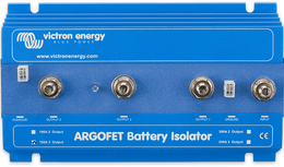 Argo FET Battery Isolators - FET-pohjaiset akkueristimet