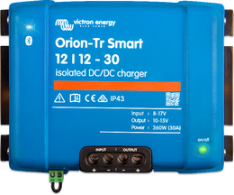 Orion-Tr Smart DC-DC -laturi isoloidut