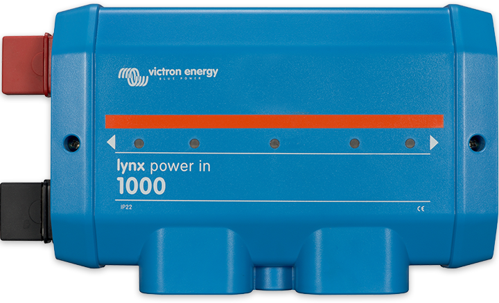 Lynx Power In - DC-jakokisko